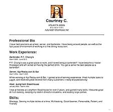 Profile Section Of Resume What To Put In Skills Section Of Resume