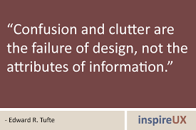 Design Quotes Adorable Edward R Tufte InspireUX