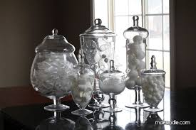 Apothecary Jar Decorating Ideas Winter Apothecary Jars Makoodle 19