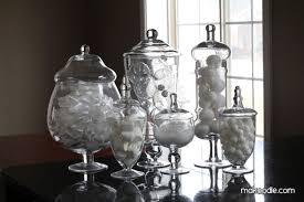 Apothecary Jars Christmas Decorations Winter Apothecary Jars Makoodle 19
