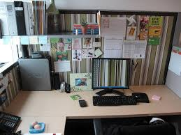 Custom Cubicle Decorations To Improve Your Mondays: L Shaped Office Desk  With Hutch Design Ideas