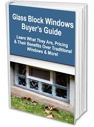 learn the benefits of glass block windows over traditional windows