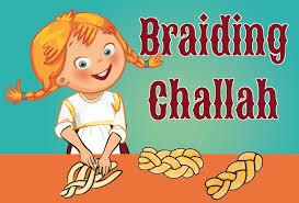 Tot Shabbat: Challah Braiding! @ Zoom