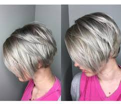 stacked haircuts ideas for fine hair layered short pixie haircut