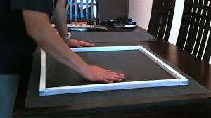 Diy Screen Door Kit How To Build A Wooden Window Screen Diy Now Youtube