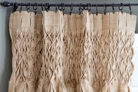 Paint Drop Cloth Curtains Details Details Thistlewood Farm