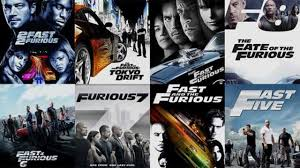 Ranking the Fast and the Furious Franchise Films