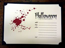 Blank Halloween Invitation Templates Halloween Party Invitations Template Luxury Halloween
