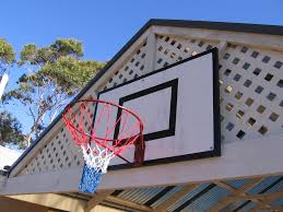 picture of basketball hoop