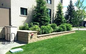 Backyard Retaining Wall Designs Adorable Landscape Retaining Wall Garden Design Ideas Walls Fresh Modern