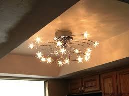 star low ceiling lighting