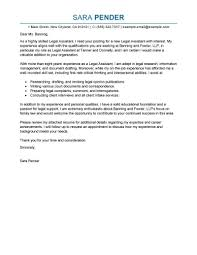 Cover Letter Law Ataumberglauf Verbandcom