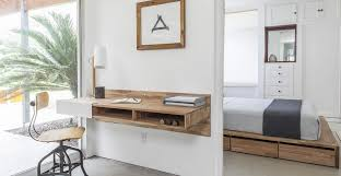 Best Wall Mounted Desks & Tables: 2016 Annual Guide   Apartment Therapy