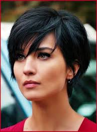 Short Messy Hairstyles For Thick Hair 77456 72 Classy Short Pixie