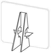 Cardboard Easel Display Stand Fascinating Lineco Self Adhesive Cardboard Easel Back Display Stands Creative