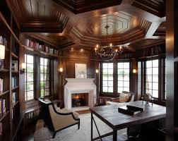 traditional office design. Traditional Home Office Design On (546x435) O