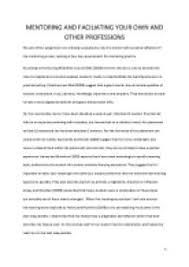 the aim of this assignment is to critically evaluate the role of a  page 1 zoom in