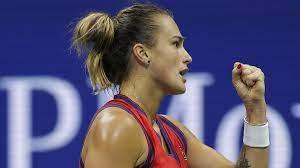 US Open 2021 - Aryna Sabalenka smashes ...
