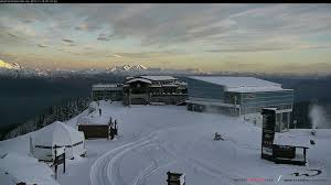 official ski resort whistler bc canada whistler blackb snow report