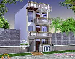 22x60 House Plan Kerala Home Design And Floor Plans, 2 Story Floor ...