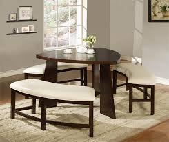 modern dining table with bench. Good Looking Dining Room Sets With Bench 24 Astonishing Modern Table Traditional Wood Benches White Cushion . Curtain Pretty