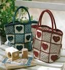 Бесплатные схемы по вязанию сумок крючком