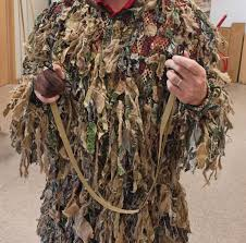 the ghillie suit carrying strap can do more than carry the suit