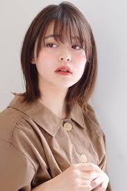 新宿 美容師 近江 メンズ 髪質改善 ミディアム ショート ボブ Un Ami