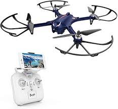 DROCON Brushless Motors Drone, Blue <b>Bugs</b>, 15 minutes Flying ...