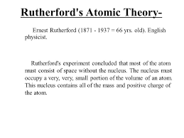 Unit #3 Atoms / Atomic Structure / Subatomic Particles - ppt video ...