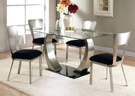 mainstays 5 piece dining set 5 piece glass dining table set dining table set modern style
