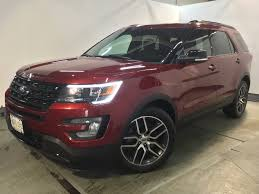 2016 ford explorer 4wd 4dr sport available in hillside