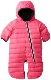 Canada Goose Baby Pup Bunting, Summit Pink, 3-6 Color Summit Pink ... canada  goose shelburne parka jacket ...