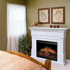 dimplex es 54 inch electric fireplace with purifire white gds30 1086w gas log guys