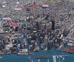 Climate corporations san francisco offices Cirpa Climate Central World Economic Forum Disturbing Beforeandafter Images Show How San Francisco Tech