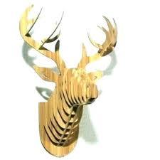 deer head wall decor wooden deer head fake deer head deer head wall decor decorative deer deer head wall decor