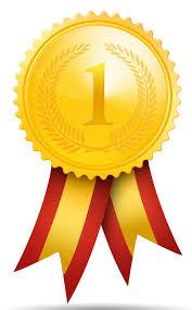 Risultati immagini per 1st awards badge