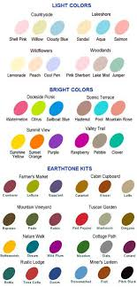 Ranger Alcohol Ink Color Chart This Is So Helpful When