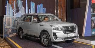 2020 Nissan Patrol Makes Its Global Debut In Abu Dhabi