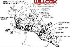 1980 corvette fuse box diagram wiring panel alarm relay location 81 Corvette Fuse Box 1980 corvette fuse box diagram wiring panel alarm relay location