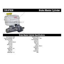 Dodge Dakota Brake Master Cylinder Replacement Cardone