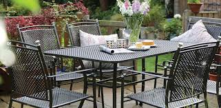 mesh garden furniture sets chairs