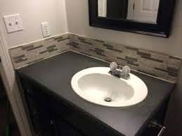 spray paint painting bathroom s textured adorable concept and mosaic using special adhesive mat countertop countertops bathro