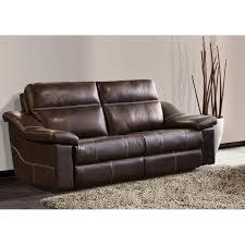 elran 41609 power reclining leather sofa