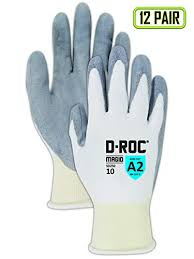 Magid Glove Safety Sd250 5 D Roc Sd250 Hppe Blend Pu Palm