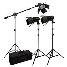 Professional Film Lighting Equipment Photo Studio Photography Film Equipment Shooting Set