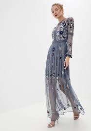 Платье Frock and <b>Frill</b> купить за 12 440 руб в интернет-магазине ...