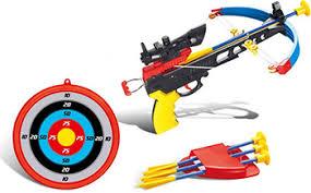 <b>Набор</b> для игры <b>Toy Target</b> ''Арбалет со стрелами'' 55033 купить в ...
