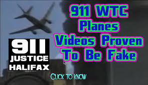 911 WTC Planes Videos Proven To Be Fake | 911justicehalifax