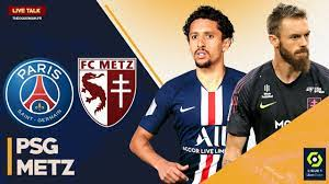 🎥🔴 Match Live/Direct : PSG - METZ ( Paris - FC Metz )